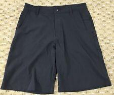 EUC! LULULEMON Mens Outdoor Leisure Casual Shorts Gray Sz 34