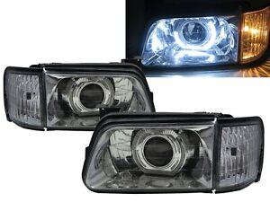 Rodeo Amigo 98-02 Guide LED Angel-Eye W/ Corner Lamp Headlight CH for ISUZU LHD