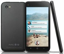 HTC FIRST 16GB UNLOCKED AT&T BLACK Smart 4G LTE TOUCHSCREEN *9/10 CONDITION*