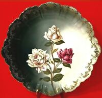 """ROSENTHAL MALMAISON CHARGER PLATE HAND PAINTED 13 3/8"""" ANTIQUE 1898-1906"""