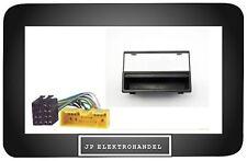 Radioblende + ISO Adapter MAZDA MX5 TRIBUTE PREMACY  Einbaurahmen  - NEU !!!