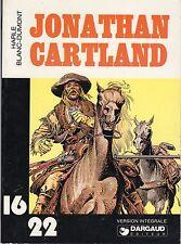 JONATHAN CARTLAND (HARLE BLANC-DUMONT) collection 16/22 (1979)