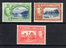 Trinidad & Tobago 3 X  MNH 1938-44 [T2012]
