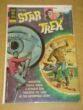 STAR TREK #25 VG (4.0) GOLD KEY COMICS JULY 1974 COVER B