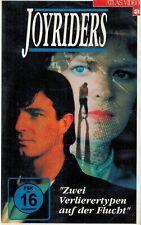 VHS-VIDEOKASSETTE - Joyriders - Zwei Verlierertypen auf der Flucht