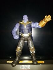 Marvel Legends Endgame Thanos BAF 100% Authentic And Complete Build a Figure