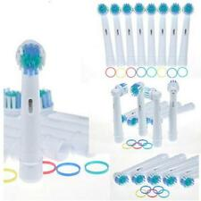 Precision New 4Pcs Electric Toothbrush Heads Replacement For Braun Oral B Clean