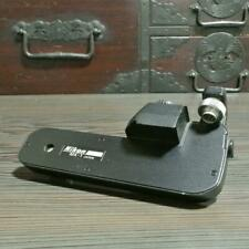 opNikon MK-1 Firing Rate Converter For MD-4 On Nikon F3 F3HP Very Good Condition