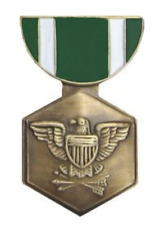 USN Commendation Lapel Pin - 15050 (1-1/8)