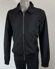 Asylum mens black soft shell Large super condition