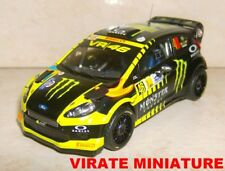 1 43 Ixo Ford fiesta RS WRC #46 Rally Monza Rossi/cassina 2013