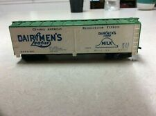 New ListingHo Scale Tyco Dairymen's League Reefer - Advertising
