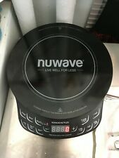 NuWave 30532 Pic Flex Precision Induction Cooktop With 9 Fry Pan Black