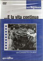 E LA VITA CONTINUA -Jean Negulesco - GRIFFE - 2007 - DVD - M