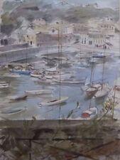 Watercolour Multi-Colour Art Original Paintings