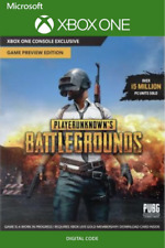 PLAYERUNKNOWN'S BATTLEGROUNDS XBOX ONE Preview Edition Download Key Code