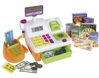 Casdon Pretend Play Chip 'n' Pin Supermarket Till Toy Playset & Accessories