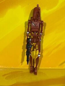 Star Wars - Attack of the Clones Loose - Battle Droid (Arena Battle) - red