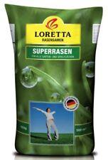 LORETTA Superrasen 10 kg reicht für ca.500 m² Rasensamen, Grassamen