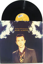 """SOFT CELL 12"""" Marc Almond The Days Of Pearly Spencer WITHDRAWN 300 Made ! Rare"""