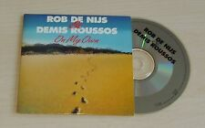 ROB DE NIJS & DEMIS ROUSSOS On My Own CD Single 1995 2trk