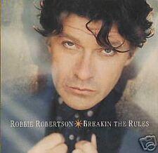 The band Robbie Robertson Breakin EDIT PROMO CD Single SEALED USA 1991