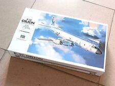 "Hasegawa 1/72 #04015 P-3C Orion ""U.S. Navy Anti-Submarine Aircraft"""