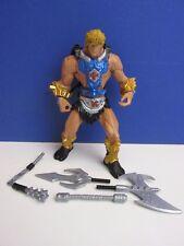 Complete Classique Arts Martiaux il MAN Action Figure 2002 200X MOTU MATTEL 21B