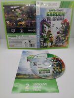Plants vs. Zombies: Garden Warfare (Microsoft Xbox 360, 2014) Complete, Tested