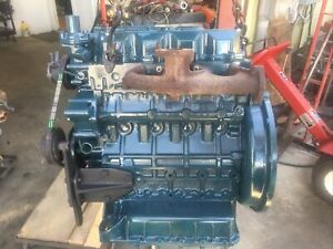 kubota  diesel 2203 di reefer engine