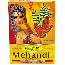 Hesh 100grams Mehendi Henna Powder Hair & Skin 100% Natural USA SELLER FAST SHIP