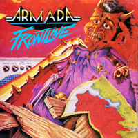 ARMADA - FRONTLINE (Legends Remastered) (CD, 2019, Retroactive) Xalt AOR Xian