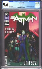 Batman #89 CGC 9.6 (2020) 1st Cameo Appearance of Punchline - 1st Print