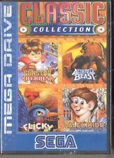 Gunstar Heroes Sega Mega Drive PAL Video Games