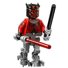 Darth Maul Mafex with Lightsaber Mechanical Legs Star Wars Lego Minifigure Toys