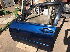 99-05 LEXUS IS200 IS300 COMPLETE FRONT DOOR BLUE 8P4 PASSENGER NSF LEFT