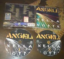 """Artisti Vari CD """" ANGELI NELLA NOTTE RADIO MONTE CARLO(2CD) """" BMG/Ricordi"""