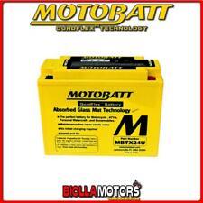 MBTX24U BATTERIA YTX24HL-BS YAMAHA XV1100 Virago 1100 1992-- MOTOBATT YTX24HLBS