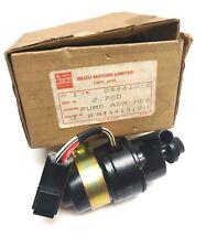 Windshield Washer Pump Genuine Isuzu 1987 to 1991 Isuzu Pickup Isuzu Trooper (Fits: Isuzu)