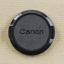 Lens Cap - Canon FD 52mm Plastic