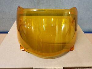 Original BMW Motorrad Visier Pinlock High Definition Orange (Helm 7) UPE: 100 €