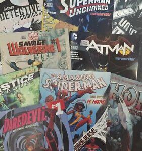 Comic Book Grab Bag DC/Marvel/Image/Indie (10 comics each)