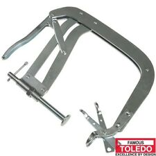 TOLEDO Valve Spring Compressor - Adjustable Lever Offset Jaw 304182