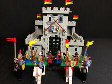 Lego 6080 King's Castle Löwenritter → Crusaders Ritter  Knights