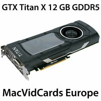 MacVidCards NVIDIA GeForce GTX TITAN X 12 GB GDDR5 Video Card for Apple Mac Pro