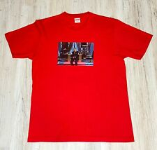 Supreme Scarface Friend Tee Shirt FW17 Red Size Medium