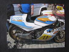 Photo Sarome Suzuki RGB500 #11 Jack Middelburg (NED) GP Parade Tubbergen 2014