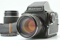 【NEAR MINT】Mamiya M645 w/ Sekor C 150mm F3.5 + 110mm  F2.8 Bonus Lens From JAPAN