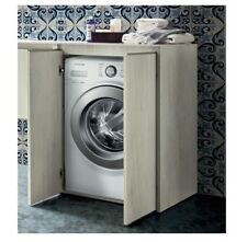 Mobile bagno copri lavatrice in più di 30 colori porta lavatrice coprilavatrice