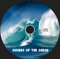 SOUNDS OF NATURAL OCEAN WAVES RELAXATION TINNITUS & SLEEP AID CD
